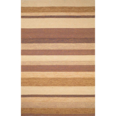 Liora Manne Ravella Stripe Hand Tufted Rectangular Rugs