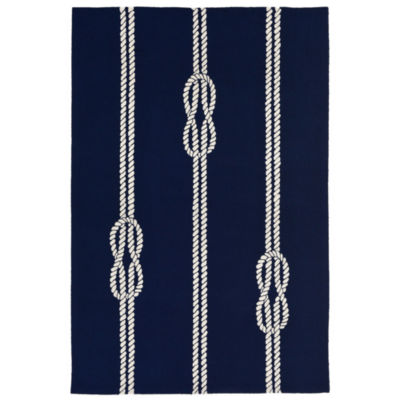 Liora Manne Capri Ropes Hand Tufted Rectangular Rugs