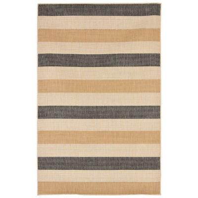 Liora Manne Terrace Stripe Square Rugs
