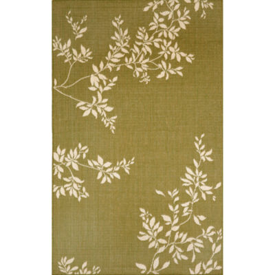 Liora Manne Terrace Vine Rectangular Indoor/Outdoor Rugs