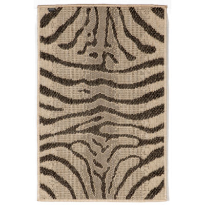 Liora Manne Terrace Zebra Rectangular Rugs