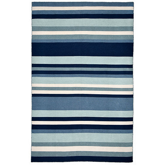 Liora Manne Sorrento Tribeca Rectangular Indoor/Outdoor Rugs