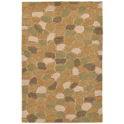 Liora Manne Spello Pebbles Hand Tufted Rectangular Rugs