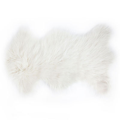 Rockwall Mongolian Sheepskin Faux Fur Single Rugs