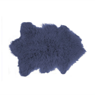 Rockwall Mongolian Sheepskin Faux Fur Double Rugs