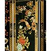 Oriental Furniture 6' Four Seasons Flowers Room Divider