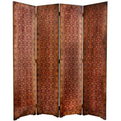 Oriental Furniture 6' Olde Worlde Rococo Room Divider