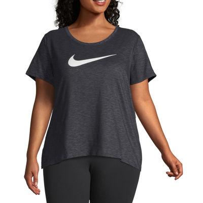 Nike® Swoosh Tee - Plus