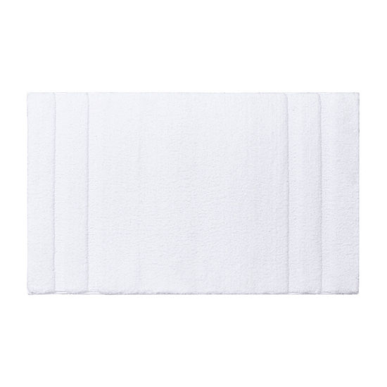 Madison Park Signature Stria Quick Dry Bath Rug
