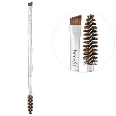 Benefit Cosmetics Angled Brow Brush & Spoolie