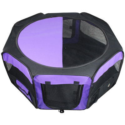 Iconic Pet Portable Soft Playpen