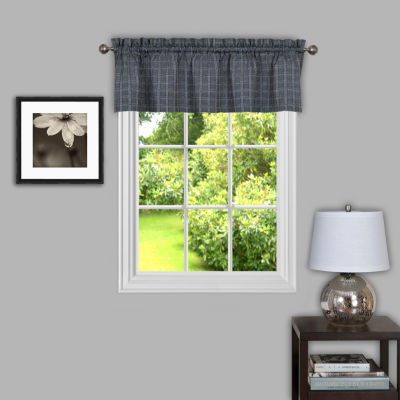 Sydney Rod-Pocket Kitchen Valance