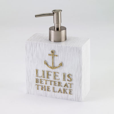 Avanti® Lake Words Soap Dispenser