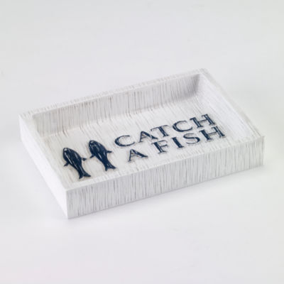Avanti® Lake Words Soap Dish