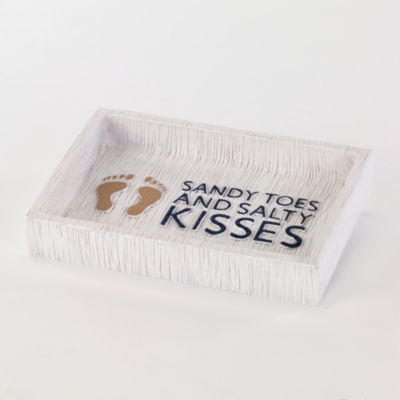 Avanti® Beach Words Soap Dish