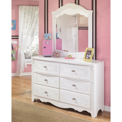 Signature Design by Ashley® Exquisite Dresser and Mirror