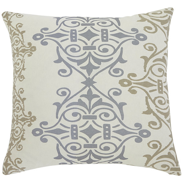 Jcpenney Decorative Pillow Covers : Signature Design by Ashley Scroll Decorative Pillow Cover - JCPenney