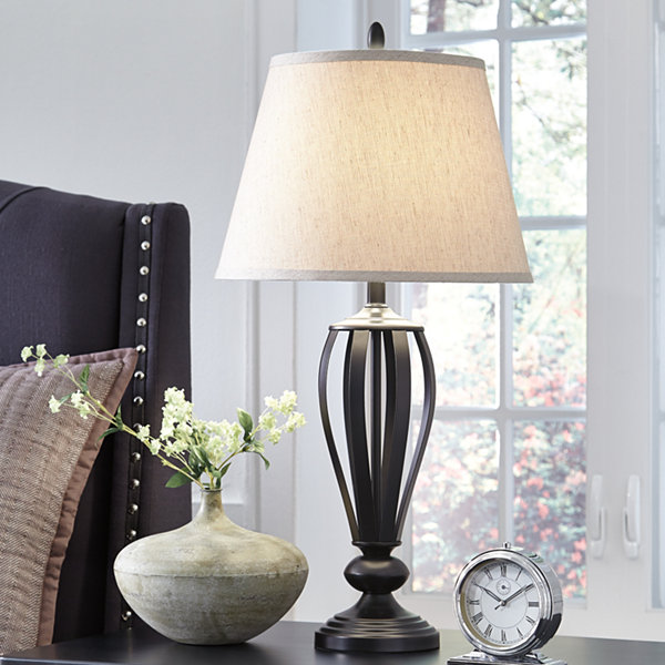 Signature design by ashley set of 2 mildred table lamps jcpenney signature design by ashley set of 2 mildred table lamps aloadofball Gallery