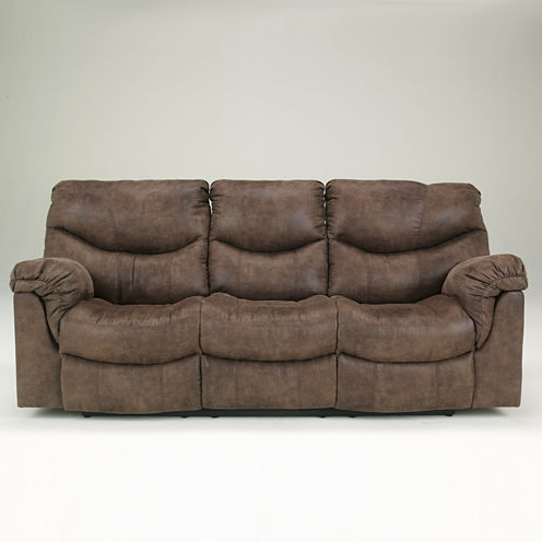Signature Design by Ashley® Holton Reclining Sofa - Signature Design By Ashley® Holton Reclining Sofa - JCPenney