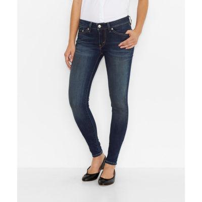 Levi's® Womens Mid Rise 535™ Skinny Fit Jean