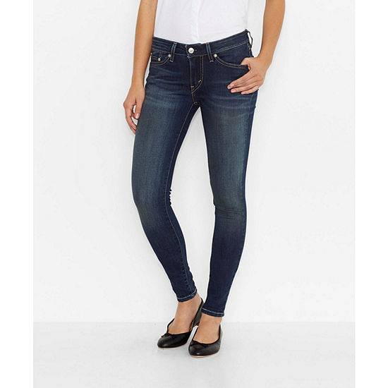 61f52c602f85e Levis 535 Super Skinny Jeans JCPenney