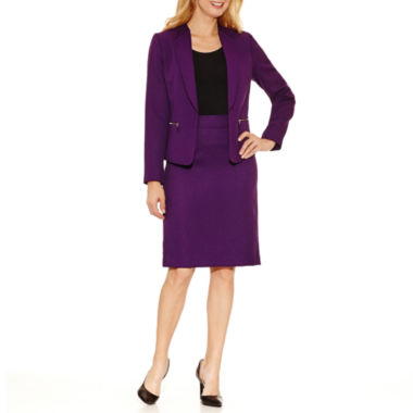 jcpenney.com | Chelsea Rose Long Sleeve Jacket or Pencil Skirt