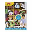 Melissa & Doug® Take-Along Farm Play Mat