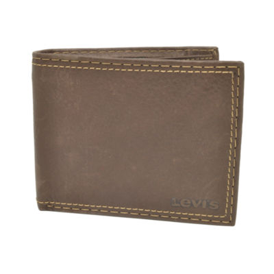 Levi's® Brown X-Tra Slimfold Wallet