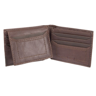 Levi's® Brown Pocketmate Wallet
