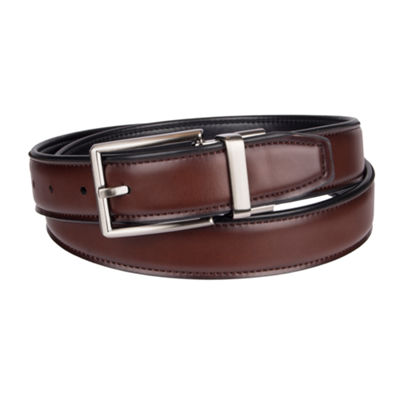 Dockers® Stretch Reversible Dress Men's Belt with Feather Edge