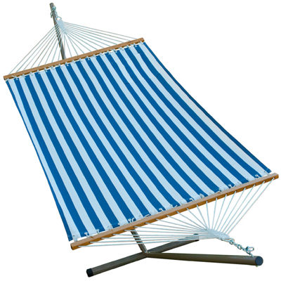Single Polyester With Fram Hammock
