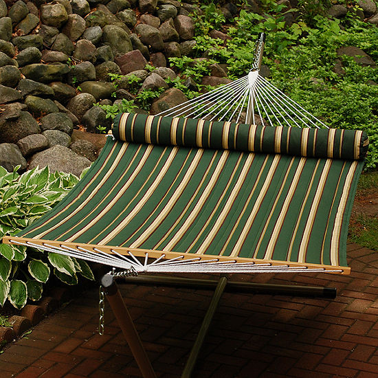 13-Foot Quilted With Pillow 2-Pc. Set Hammock