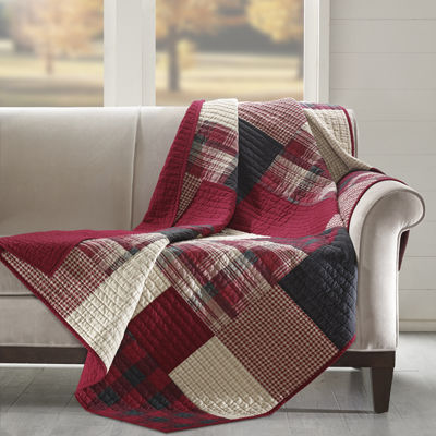 Woolrich Sunset Quilted Quilted Throw