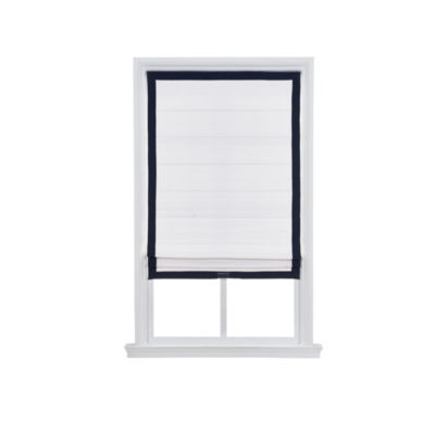 JCPenney Home Border Cordless Roman Shade