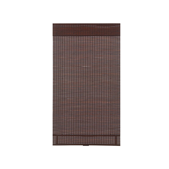 JCPenney Home Bamboo Woven Wood Cordless Room Darkening Roman Shade