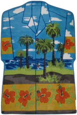 Hawaiian Shirt Rectangular Rugs