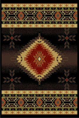 La Rugs Cosmos Diamond Rugs