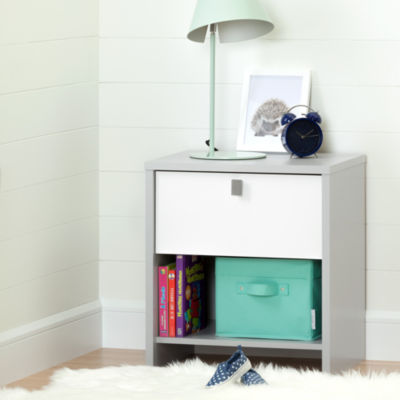 Cookie 1-Drawer Nightstand