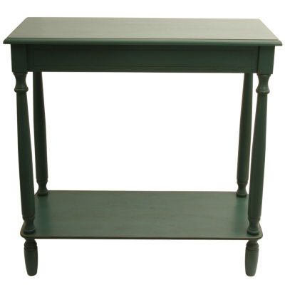 Decor Therapy Antique Console Table
