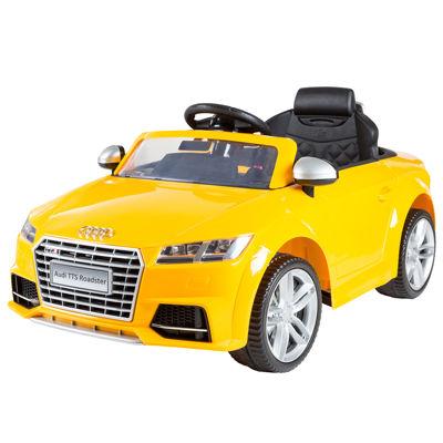6V Battery-Powered Ride-on Audi TTS Roadster