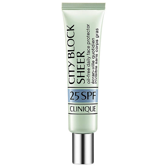 CLINIQUE City Block Sheer Oil-Free Daily Face Protector SPF 25