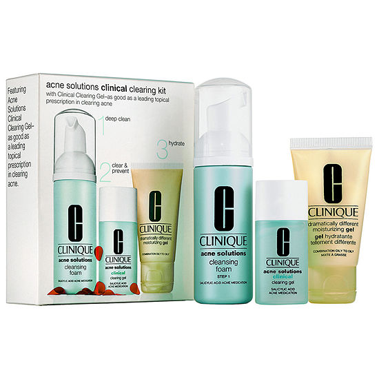 CLINIQUE Acne Solutions Clinical Clearing Kit