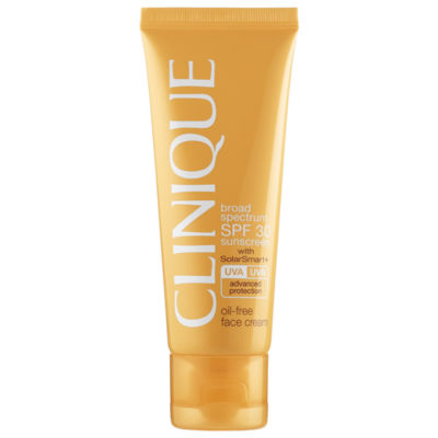 CLINIQUE Oil-Free Face Cream Broad Spectrum SPF 30