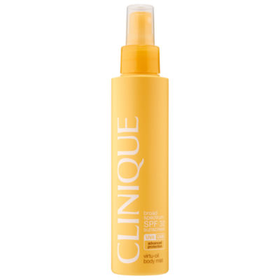 CLINIQUE Virtu-oil Body Mist Broad Spectrum SPF 30