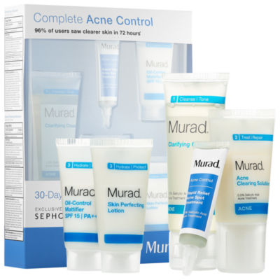 Murad Complete Acne Control 30-Day Kit