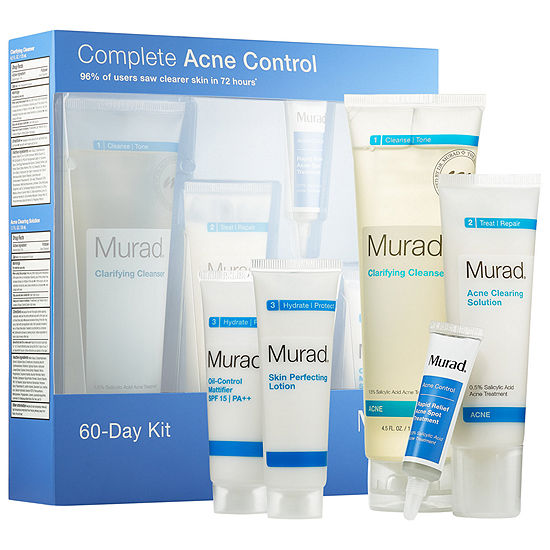 Murad Complete Acne Control 60 Day Kit