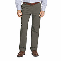 Flat Front Pants