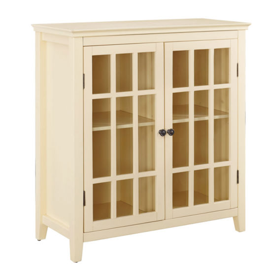 Leslie Double Door Accent Cabinet