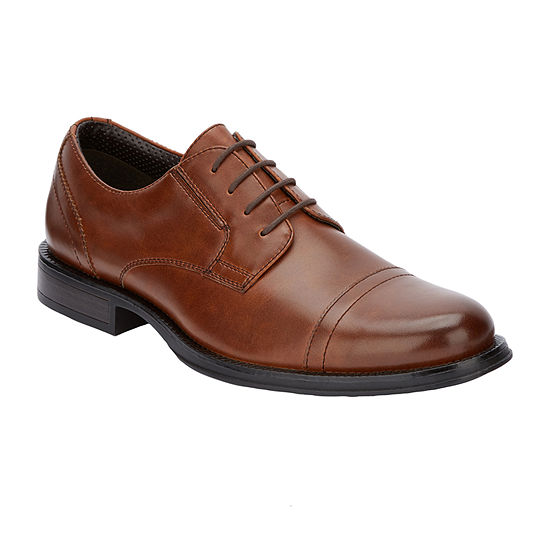 Dockers Mens Garfield Lace-up Oxford Shoes
