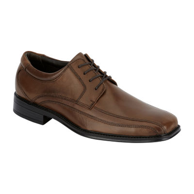 Dockers® Endow Run Off Mens Leather Oxfords
